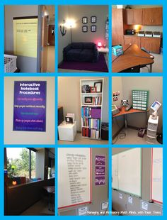 Welcome to my secondary Math classroom! It is functional and organized. And, it. is. cute! Yes, it is decorated. I have seen so much ad...