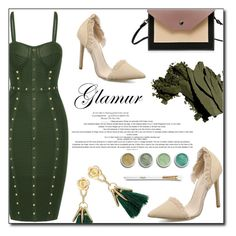 """Growing into glamour"" by fashion-pol ❤ liked on Polyvore featuring Bobbi Brown Cosmetics and Terre Mère"