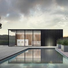 Chalet Design, House Design, Sauna House, Garden Cabins, Backyard Buildings, Casas Containers, Building A Container Home, Backyard Studio, Pool Cabana