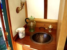 tiny Gypsy Style Baths | If you enjoyed this post , subscribe to our feed
