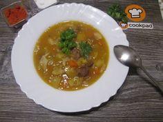 Ír birkagulyás (Irish stew) Irish Stew, Ramen, Ethnic Recipes, Food, Kitchen, Cucina, Cooking, Essen, Kitchens
