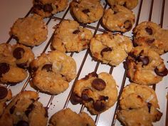 My Natural Nest: Paleo Coconut Chocolate Chip Cookies