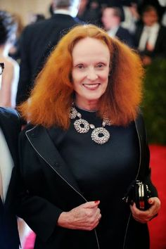 That's Not My Age: Quote of the week: Grace Coddington