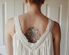30+ Intricate Mandala Tattoo Designs  <3 <3