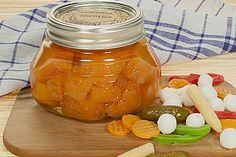Kürbis süß - sauer (Rezept mit Bild) von GoldDrache | Chefkoch.de