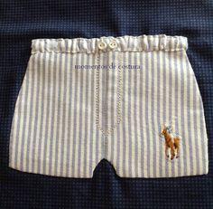 Aplicacion en bolsa para ropa interior masculina