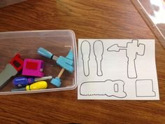 Functional Task Boxes      In our classroom we use a lot of task boxes, here are some of the box ideas we use. All of the boxes...
