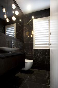 #powderroom #boccipendants #peitragrey #bathroom #opulent #interiors #interiordesign #point2design