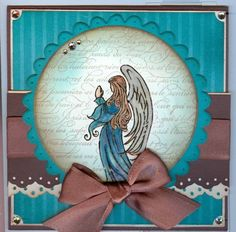 AA Angel by peggy-sue - Cards and Paper Crafts at Splitcoaststampers