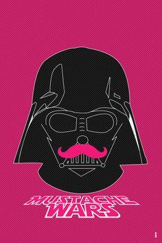 Mustache. Let the Field Stach Wars begin.