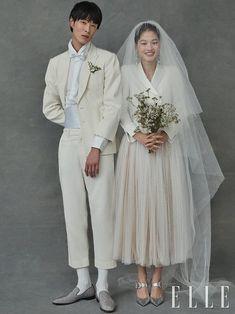 Pre Wedding Photoshoot, Wedding Shoot, Wedding Couples, Wedding Photography Styles, Wedding Styles, Vogue Photography, Vogue Wedding, Korean Wedding, Wedding Posters