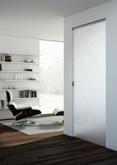Gentil SyntesisLine Pocket Door With Glass Door