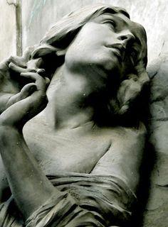 Cemetery of Staglieno #angel #stone