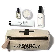 Skincare Emergency Kit