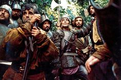 Aguirre, The Wrath of God - probably my all-time favorite film. Seven Samurai is crazy good, but this film is just straight amazing.
