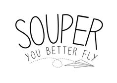 Souper (2014) \\ Clothing Brand: Souper is a clothing brand established in 2014 by three people, whose one was me: we all were very busy to create a concept for the brand - a naming, a logo, a style. The only two people that currently remained in the business are committed to promote the brand, to sell the products and to find new winning graphic ideas for a new collection (you can visit the Facebook fan page and see the catalogue - which I worked on - on my Works webpage)
