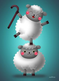 The Sheep Sheep Show by Cappippuni on DeviantArt