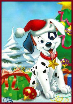 Christmas 101 Dalmatians