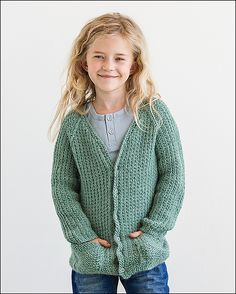 Krudtugle from Knits for Little Scamps 2 - an 11 pattern ebook of kids knits / På dansk i bogen Strik til Banditter