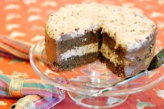 GF german chocolate cake