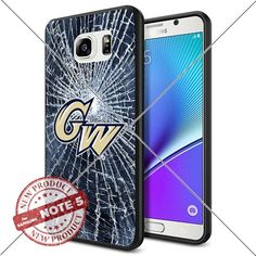 NEW George Washington Colonials Logo NCAA #1149 Samsung Note5 Black Case Smartphone Case Cover Collector TPU Rubber original by WADE CASE [Break] WADE CASE http://www.amazon.com/dp/B017KVN6KC/ref=cm_sw_r_pi_dp_UdEzwb0E4DPE1
