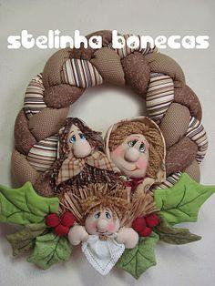 stelinha bonecas: Natal