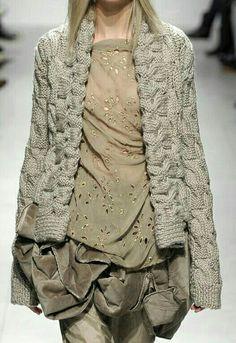 Runway Knit
