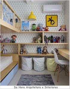 Dream Children's Room: Amazing Decor and Interior Design Ideas Bedroom For Girls Kids, Kids Rooms, Children Playroom, Bedroom Green, Pool Bedroom, Bedroom Bed, Kids Room Design, Trendy Bedroom, Boy Room