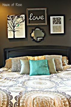 8 Spectacular DIY Projects For Bedroom Makeover.. Simple with Elegance!!!