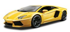Bburago 1:18 Lamborghini Aventador LP 700-4 (Colors May Vary) by Bburago. $41.20. From the Manufacturer                Bburago has over 30 years experience in manufacturing high quality die-cast products. Cars feature opening doors, hoods and trunks with deep luster, non-toxic paint, folding bucket seats, detailed dashboard and precision engine. Bburago cars of all sizes can be used for play as well as becoming important collectibles.                                    Produ...