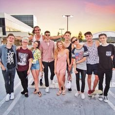 All Of My Favourite Youtubers.