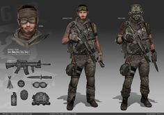 Cougar Squad 2 (Assault team), Wei Huai Xu