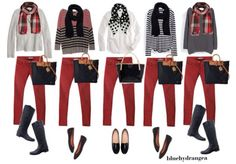 Ideas for rust jeans