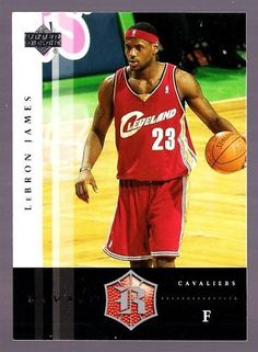 2004/2005 Upper Deck Rivals Lebron James #7 Basketball Card by rivals, http://www.amazon.com/dp/B00D486OFU/ref=cm_sw_r_pi_dp_4GEXrb1B8ZG00