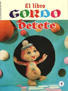 El Libro Gordo de Petete Tomo 2 (amarillo) - colección de 26números publicados en 1982 por Editorial PTT