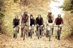 smoketweed:  Tweed Ride