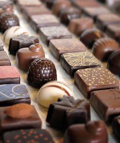 le plaisir du chocolat