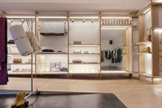 A.P.C. store, New York store design: