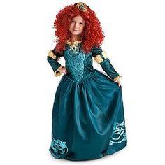 Lovely ... #DisneyBraveMeridaCostume A #Halloween winner #Brave #Merida #Kid #Girl #Costume