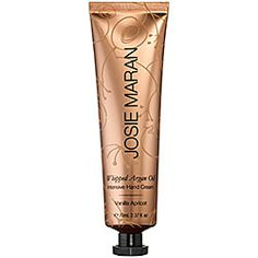 Sweet beauty steals Think of this cream as dessert for your hands: It's rich, decadent, and smells like vanilla and apricot. Josie Maran Whipped Argan Oil Intensive Hand Cream, $22.    Read more: Fall Makeup And Beauty Under $25 - New Makeup And Beauty Products - Redbook  Follow us: @REDBOOK Magazine on Twitter | REDBOOK on Facebook  Visit us at Redbook.com