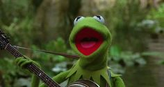 The Muppet Movie - Kermit the Frog - Rainbow Connection HD