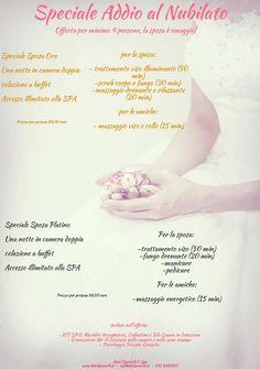 Speciale Addio al Nubilato - Hotel Saccardi & Spa - Caselle di Sommacampagna - Italy