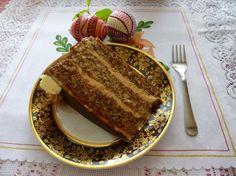 Slávnostná veľkonočná torta