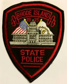 2) ethnic/social groups: This is the badge the Rhode Island state police wear.