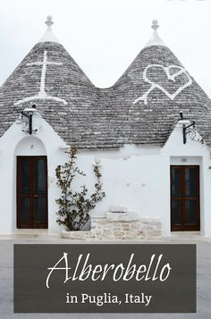 In Alberobello, Italy, you'll find around 1500 trulli - squat, gnome-like dwellings with pointed roofs like little hats. The town in Puglia has UNESCO World heritage status. We spent a delightful afternoon wandering round its narrow streets. #travel #familytravel #Puglia #Italy #Alberobello #Istria #Apulia #trulli #UNESCO