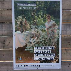 Honfleur et l'Impressionisme - Etre jeune au temps des Impressionnistes Juin 2016 au Musée Eugène Boudin