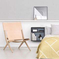 @bylassen Saxe Chair Frame #scandinaviandesign #bylassen