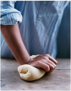 .kneading dough is my favorite therapy