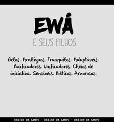 Filhos de Ewa Jesus Prayer, Prayers, Faith, Words, Tv, Spirituality, Magick, Afro Art, Deities