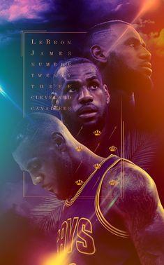 LeBron James 'King' Art